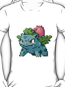 Pixel Ivysaur T-Shirt