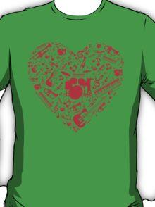 Music Love T-Shirt