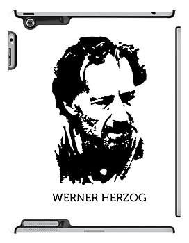 Werner Herzog by Earth-Gnome