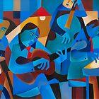 JAZZ MUSICIANS BY THOMAS ANDERSEN by Thomas Andersen