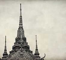 Wat Pho by Fern Blacker