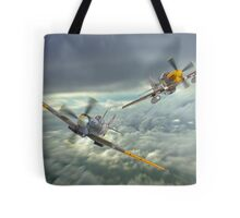 The Old Flying Machine Company - MH434 And Ferocious Frankie Tote Bag