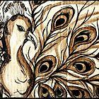 Peacock by Shineyteeth