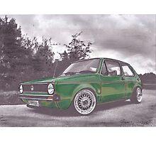Green Pea Photographic Print