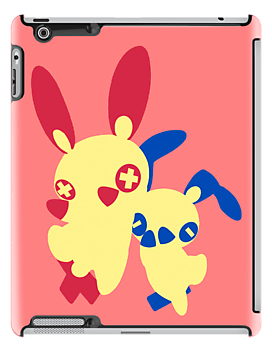【5300+ views】Pokemon Plusle (for Girl) by Ruo7in