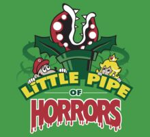 Little Pipe of Horrors by TedDastickJr