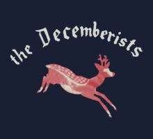 The Decemberists Logo by Earth-Gnome