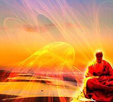 Zen Master by SRowe Art