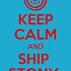 Keep calm by toasterpastries