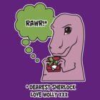 Rawr!* - Molly Hooper by MoonyIsMoony
