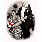 Wedding picture by Gordon Holmes