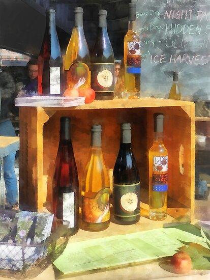 Hard Cider by Susan Savad