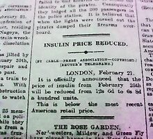Insulin Price Reduced by PictureNZ
