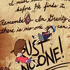 The Gravity Falls Mystery Twins - iPhone  by Pacific-Axe