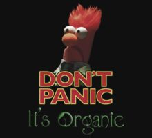 Don't Panic - It's Organic by marinasinger