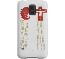 Humans come from Lilith, Angels come from Adam  Samsung Galaxy Case/Skin