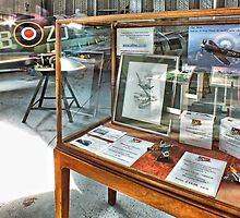 MH434 And The OFMC Model Case Hangar 2 Duxford ! by Colin J Williams Photography