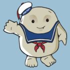 Stay Puft Adipose by Paul Spence