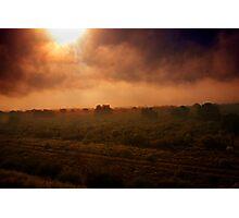Sunburst Photographic Print