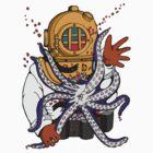 Kraken Chestbuster! by Karen Carlisle