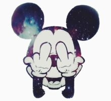 "Mickey Mouse FUCK OFF ""TRIPPY"" by ElectricNeff"