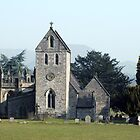 The Church At Ilam by GreenPeak