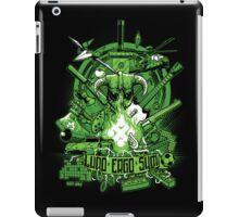 Ludo Ergo Sum iPad Case/Skin