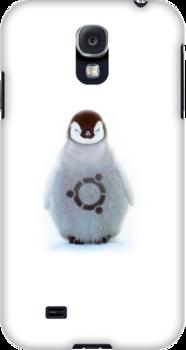 """""""Ubuntu"""" Baby penguin tattoo by derekTheLair"""