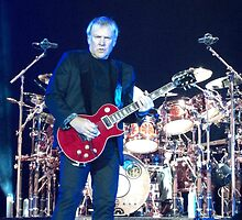 Alex Lifeson by Wayne Gerard Trotman