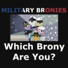 Military Bronies: Which Brony Are You? by tyko2000