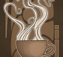 Coffee Nouveau by perdita00