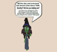 Elphaba is a diva... by Weber Consulting