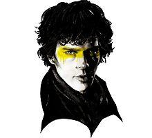 Sherlock yí Photographic Print