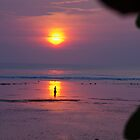 Balinese Dawn by David McMahon