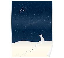 Winter Night Poster