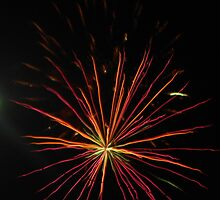 Fireworks 2 by Lindy Long