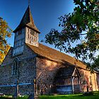 St. Bartholomew's Church in Vowchurch. 02 by gardencottage