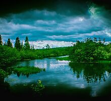 Blue Creek by Benjamin Tatrow
