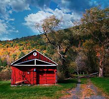 Little Red Shed by Nazareth