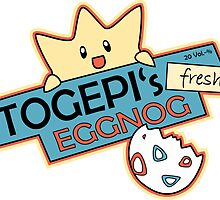 togepi's eggnog by Alex Magnus