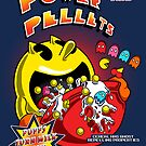 Power Pellets by HartmanArts