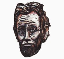 Abraham Lincoln's Head by jryork