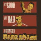 The Good, The Bad & The Hungry by nikholmes