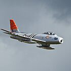 F86 Sabre by PhilEAF92