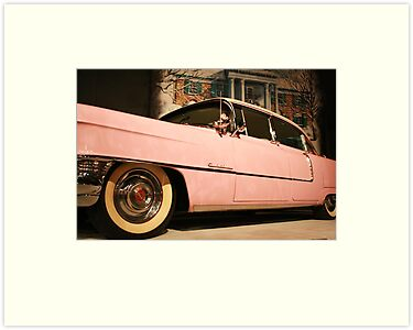 Elvis' Cadillac  by Sue Ellen Thompson