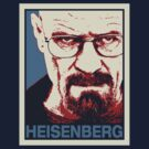 Breaking Bad Heisenberg  by thatshirtgirl