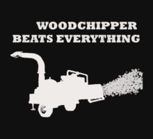 Woodchipper beats everything by SevLovesLily