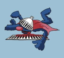 Super Grover At His Best by TapedApe