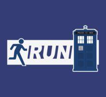 Run! by diggity