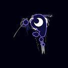 Luna Cutie Mark Design by tychilcote